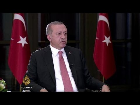 Erdogan: Turkish democracy is not under threat (full version