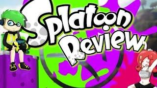 Splatoon Singleplayer Review (german)