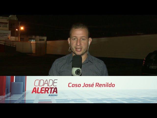 Caso José Renildo Viatura da Guarda Municipal de Campo Alegre foi periciado