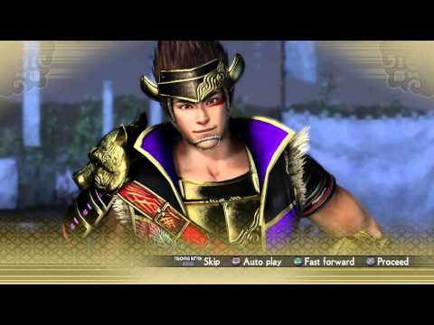SW4: All Toshiie Maeda Events (Chronicle Mode)