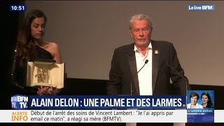 Alain Delon tire sa révérence: