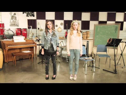 "Megan and Liz ""Are You Happy Now?"" Official Music Video"