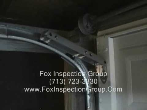 Class How NOT to install a garage door opener  YouTube