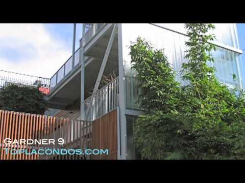 Gardner 9 Loft West Hollywood Condominiums  | 1050 N. Gardner Ave. West Hollywood, CA 90046