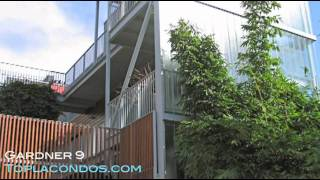 Gardner 9 Loft West Hollywood Condominiums  | 1050 N. Gardner Ave. West Hollywood, CA 90046