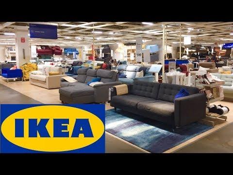 IKEA SHOP WITH ME 2020 FURNITURE SOFAS ARMCHAIRS KITCHENS HOME DECOR SHOPPING STORE WALK THROUGH 4K