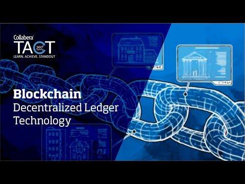 Blockchain - Decentralized Ledger Technology