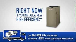 FortisBC $800 Furnace Rebate: Only 2000 Available!
