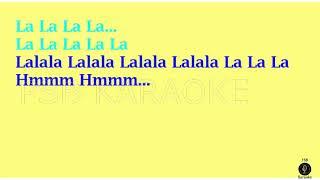 O Saathi re tere bina bhi Kya jina-Kishore Kumar Full Karaoke with Lyrics