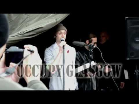 OCCUPY GLASGOW - THE SPEECHES 2011