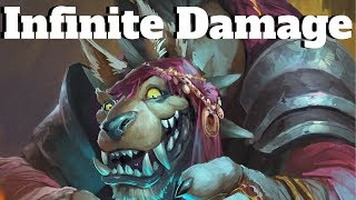 Infinite Sound the Bells! Tanglefur Mystic Combo! [Hearthstone Game of the Day]