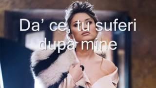 Irina Rimes - Da Ce Tu (versuri)