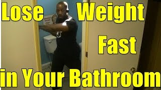 Ski Step HIIT Workout #2 - Lose Weight in Your Bathroom (without taking a sh*t)(Easier Ski Step Workout: https://www.youtube.com/watch?v=qJlTmMXe3Mc More Weight Loss Workouts: ..., 2012-05-09T05:23:27.000Z)