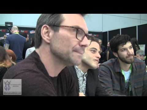 NYCC 2015: Mr. Robot Round Table