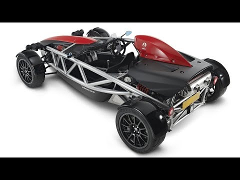 The New Ariel Atom 4 Overview - It's the fastest Ariel Atom yet
