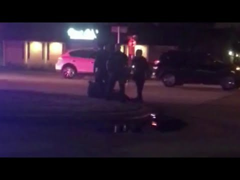 Videos appears to show officer kicking man in handcuffs in Coral Springs