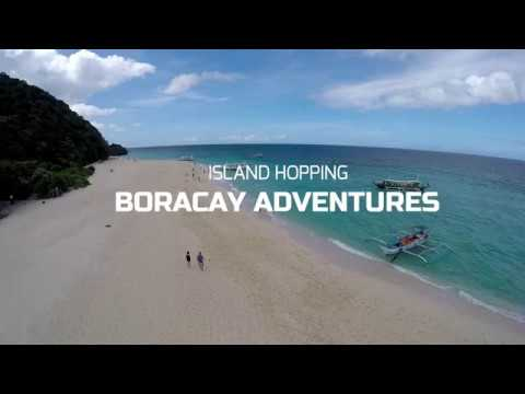 Mondays in the Philippines - Island Hopping | Boracay Adventures | PHILIPPINES travel