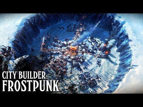Post-Apocalyptic Tropico | Frostpunk 🏙 Survival City Builder | Episode 1 [Pre-Release]
