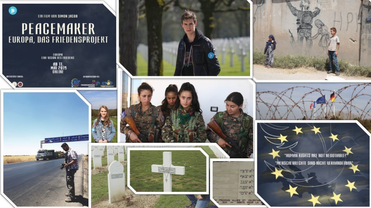 PEACEMAKER – DOCUMENTARY – MIDDLE EAST – EUROPE 2015 – 2019