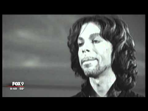 FOX 9 ARCHIVE: Rare TV interview with Prince