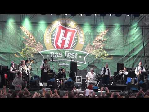 Горан Брегович и  Свадебно- похоронный оркестр СПб 9.08.14