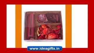 DIWALI INCENSE GIFT PACKS - With Diya, Candles, fragrance Sticks & Potppouri.