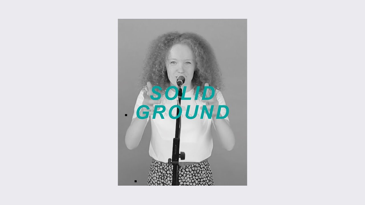 Solid Ground (Live) - Jess Debenham Cover Image