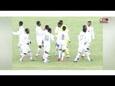 Ghana vs Burkina Faso - All Goals (U17)