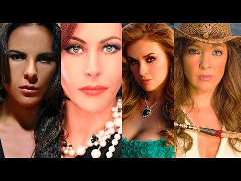10 MUJERES FUERTES en Telenovelas!! Reportaje Especial, listado, famosas, actrices