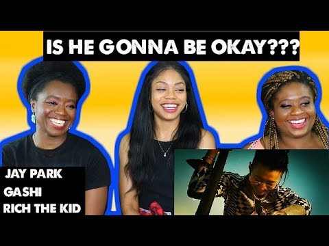 Jay Park - FSU ft. GASHI, Rich The Kid (REACTION) WE GOT KIDNAPPED!