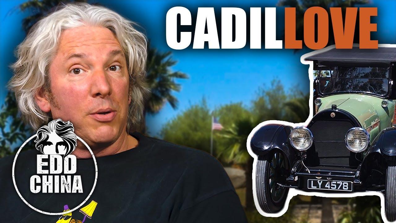 Edd China's Workshop Diaries Ep 9 (Fastest Electric Ice Cream Van Part 6 & Wheeler Dealers Cadillac)