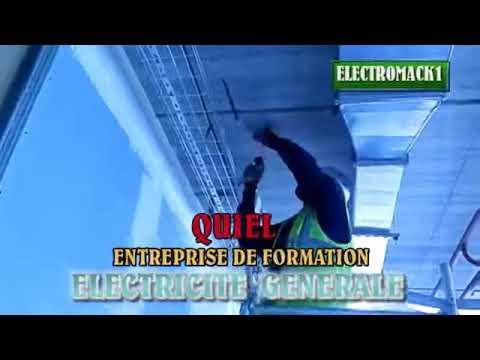 QUIEL  ECOLE DE FORMATION ELECTRICITE GENERALE 2014