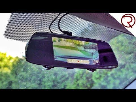 Aukey Mirror Dash Camera Review - 6.8