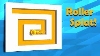 Roller Splat! - Voodoo Walkthrough