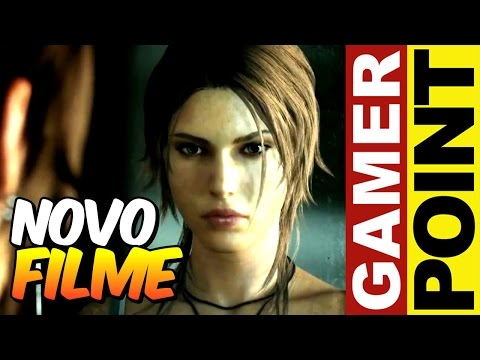 Microsoft Humilde Tomb Raider Novo Filme Gamer Point Video Now