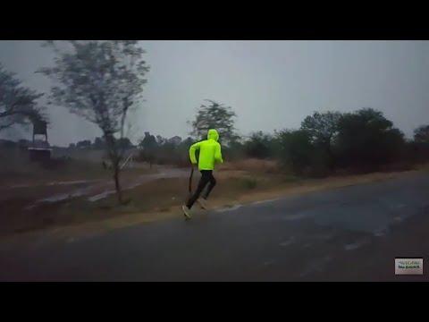 CHASING ELIUD KIPCHOGE / Sayed's Nice Long Run / ZIMBABWE