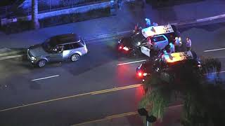 07/14/19: Slow-Speed Pursuit Ends In West Covina - Unedited