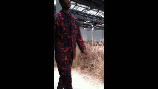 Issey Miyake Men's fashion fall winter Paris fashion week - Palais de Tokyo