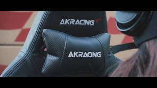 Zen Gaming Lounge  Merchandise Launch  - Featuring AKRacing Display