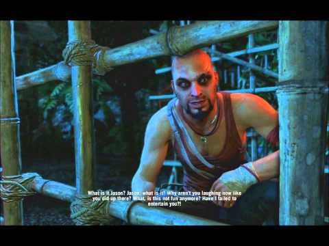 Far Cry 3 Vaas's Opening Monologue