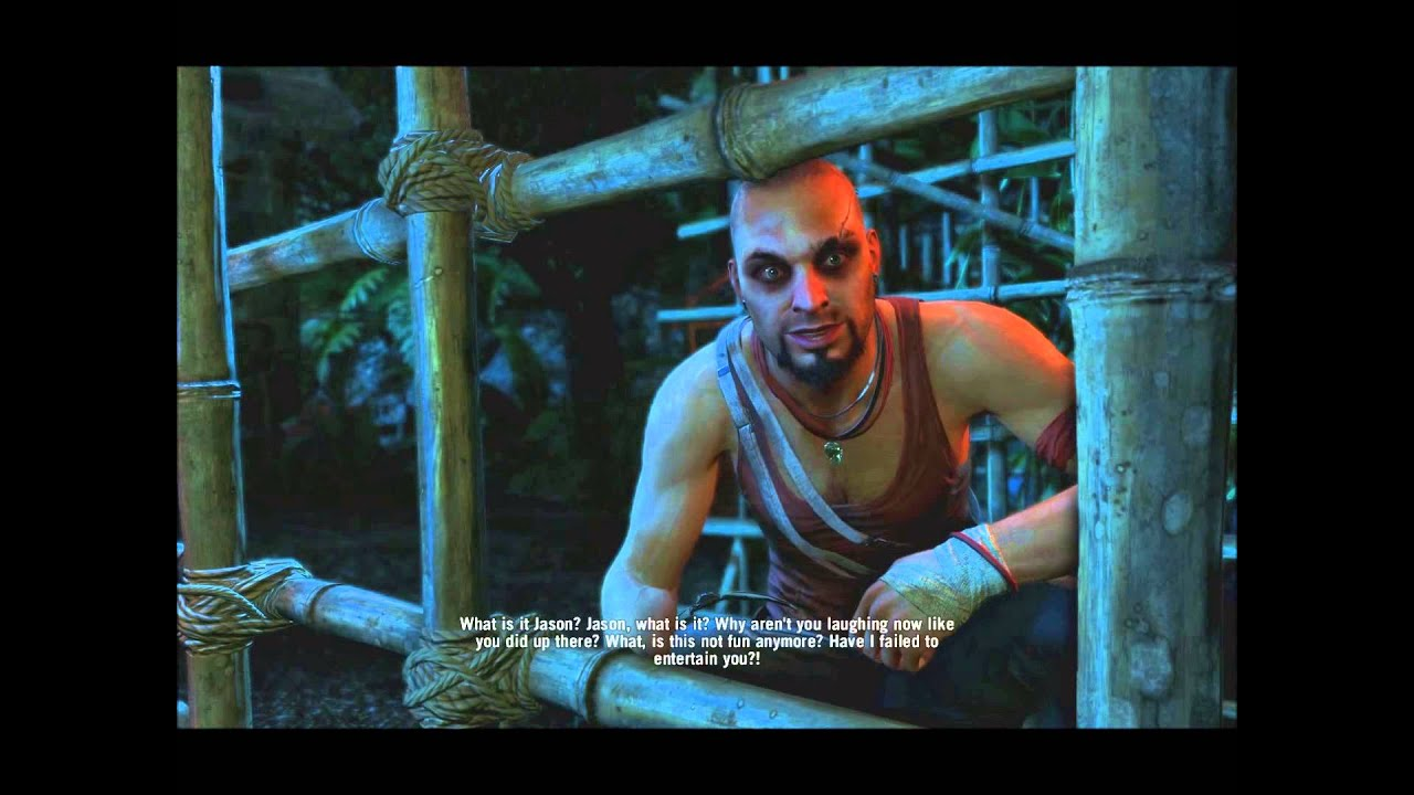 far cry 3 vaas death music
