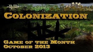 Game of the Month October 2013 (Colonization)