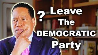 10 Reasons Why Blacks Should Leave the Democratic Party by Larry Elder  | Larry Elder Show