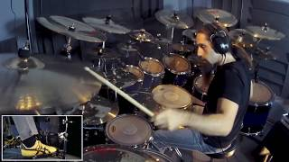Dream Theater - Τhe Root of All Evil   Drum Cover by Panos Geo