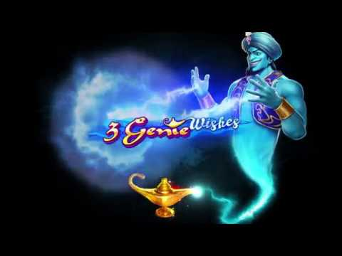Spiele 3 Genie Wishes - Video Slots Online