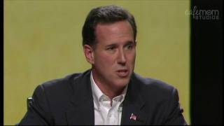 Rick Santorum Shares a Heartbreaking Story About His Daughter Bella