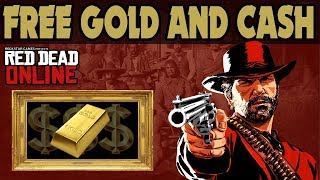 Red Dead Online : Free Gold Bars, Free Money And New Updates Coming In 2019