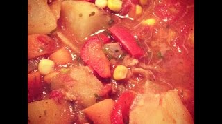 Hearty Chicken Soup - Thriftychef - Ep.1