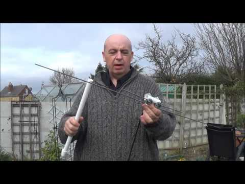 Simple to make 2m/70cm antenna project for portable use.