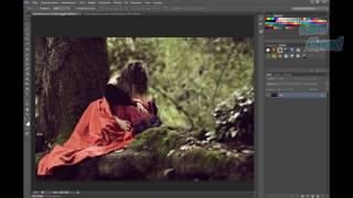 Видео-урок: Как сделать размытый фон в Adobe Photoshop CS6(Моя группа вк: https://vk.com/nsbaners., 2016-11-26T13:29:49.000Z)